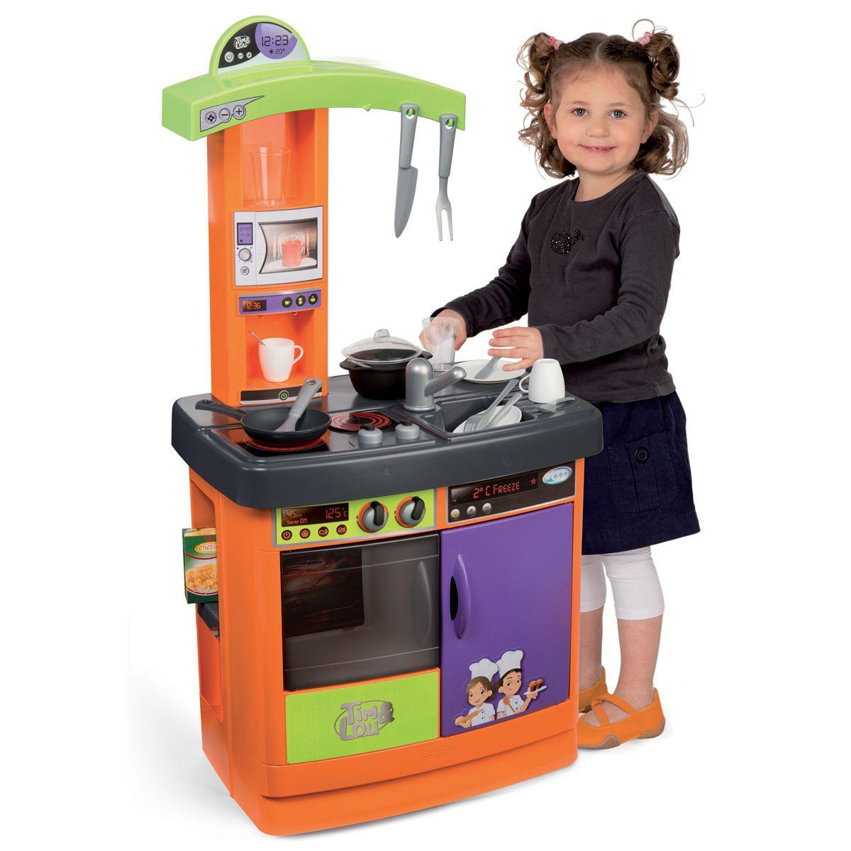 cuisine electronique jouet