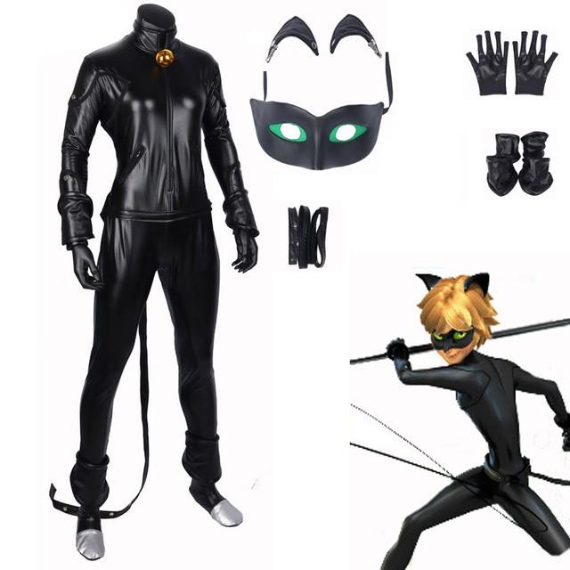 deguisement chat noir ladybug
