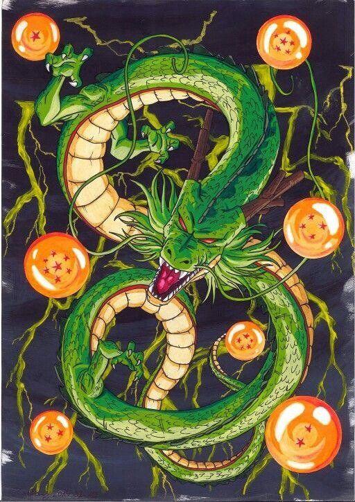 dragon de dragon ball z