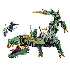 dragon lego ninjago
