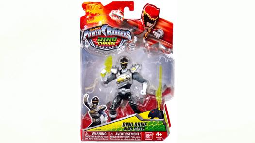 figurine power rangers dino charge