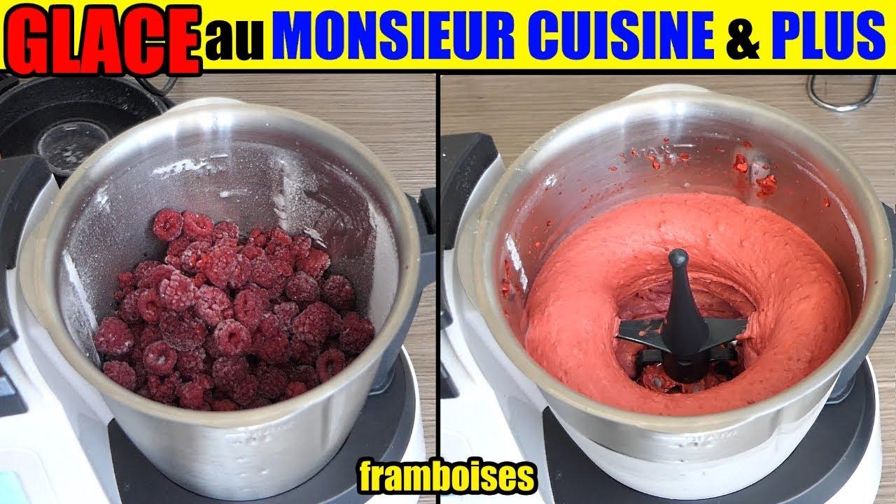 glace monsieur cuisine
