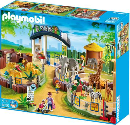 grand zoo playmobil