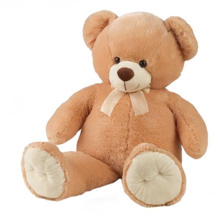 gros ours en peluche 1 m