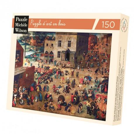 jeu puzzle adulte