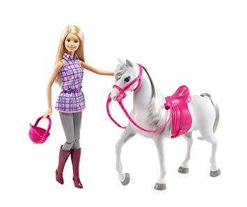 jeux de barbie qui fait du cheval