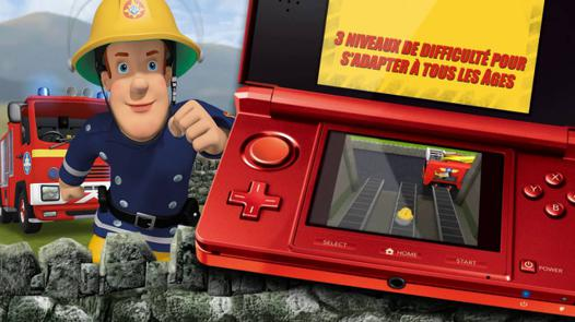 jeux de sam le pompier