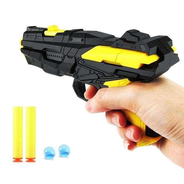 jouer au pistolet