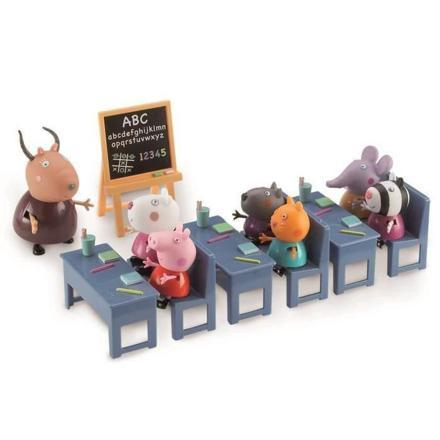 l école de peppa pig