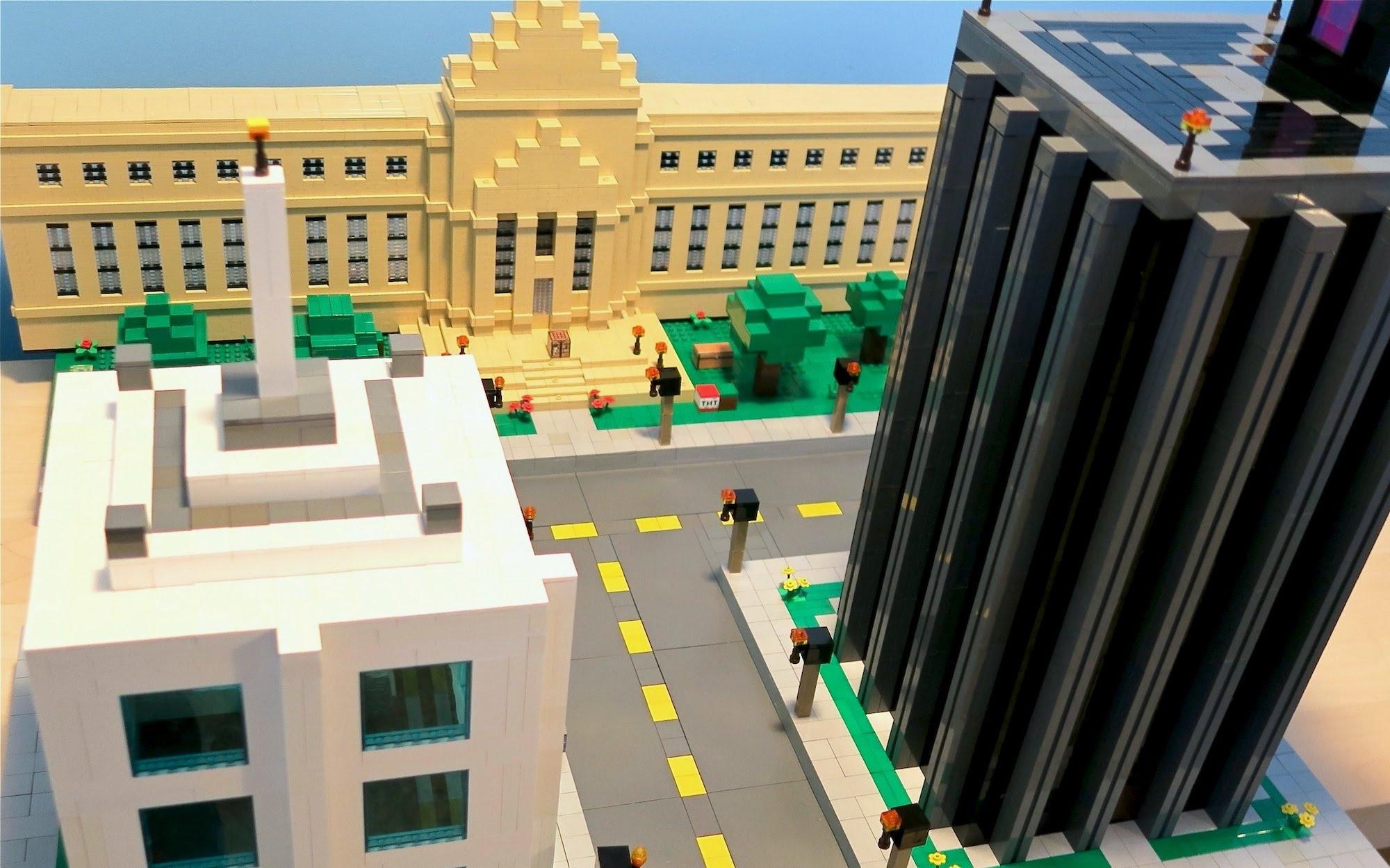 lego city minecraft