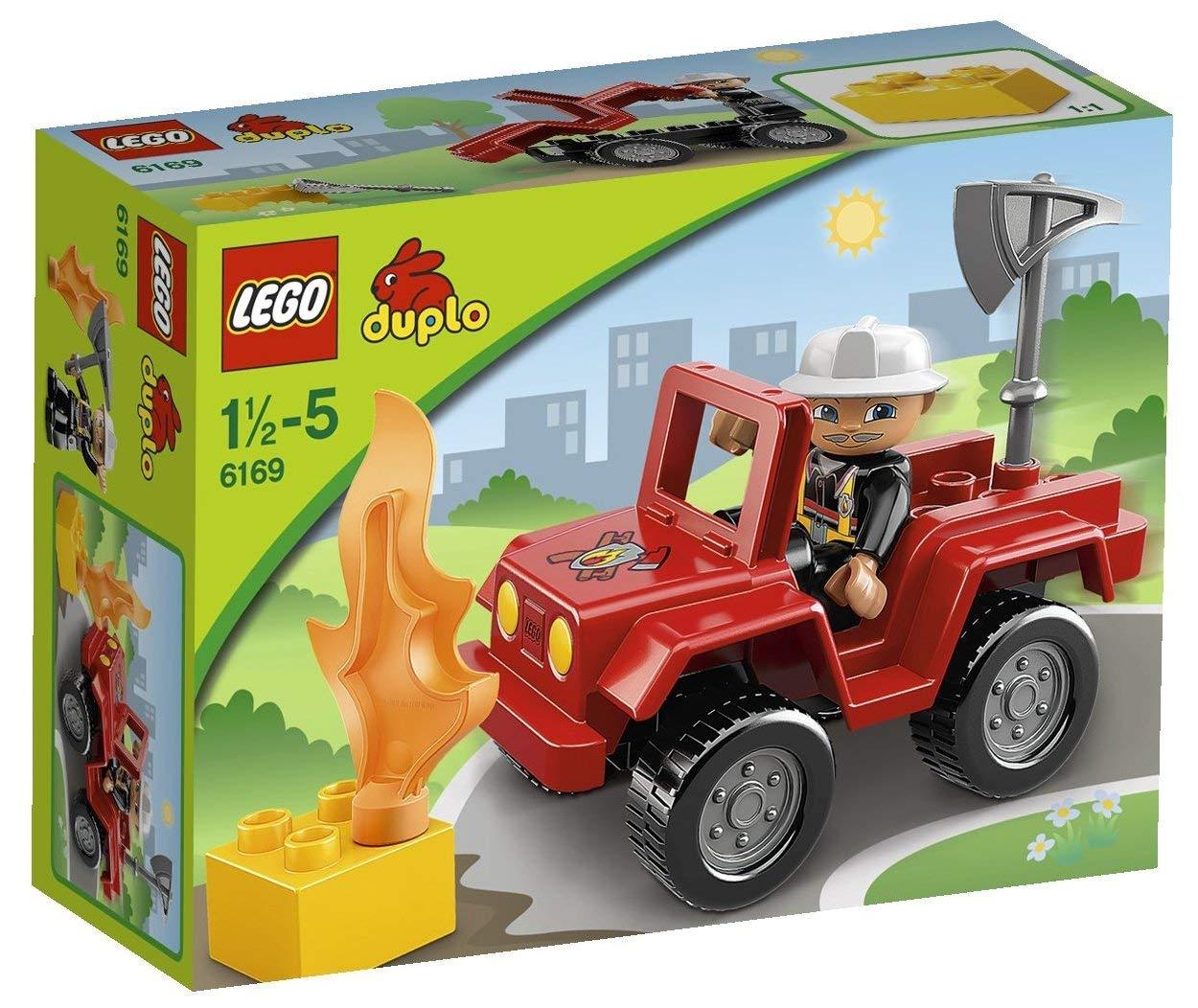 lego duplo pompier