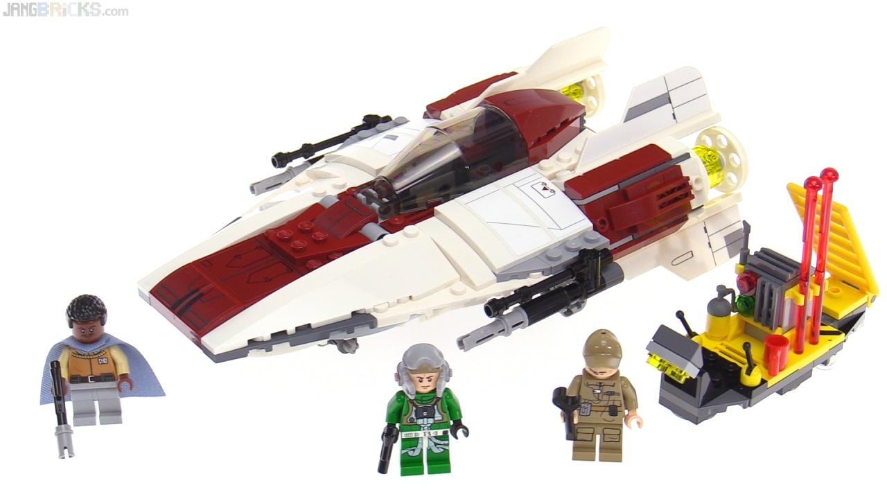 lego star wars a wing