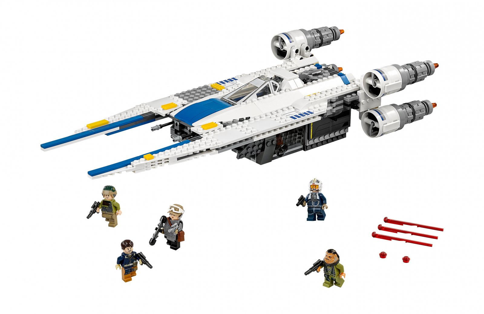 lego star wars u wing