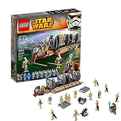 lego transport droide