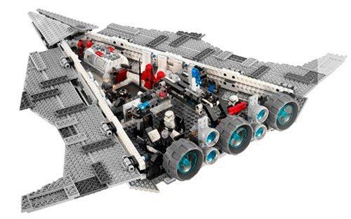 lego vaisseau imperial