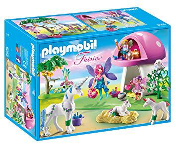 licorne playmobil