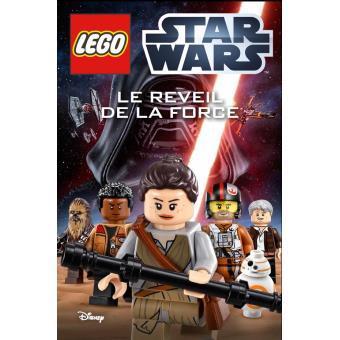 livre star wars lego