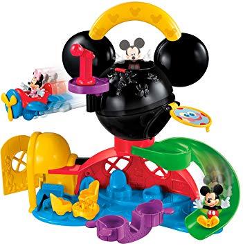 maison de mickey jouet