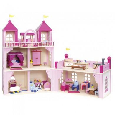 maison de princesse