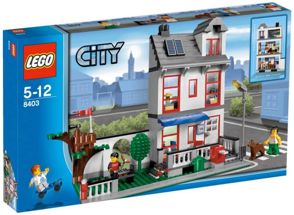 maison lego city