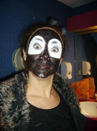 maquillage fourmi