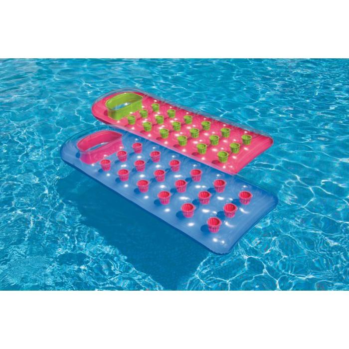 matelas gonflable eau