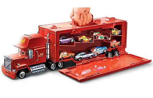 mattel camion transporteur cars 2