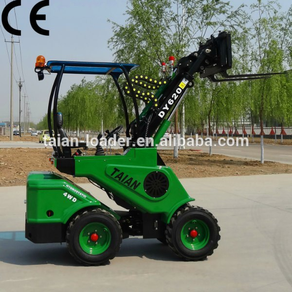 mini chariot elevateur