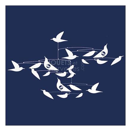 mobile djeco oiseaux