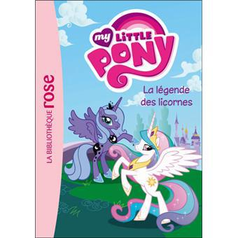 my little pony livre