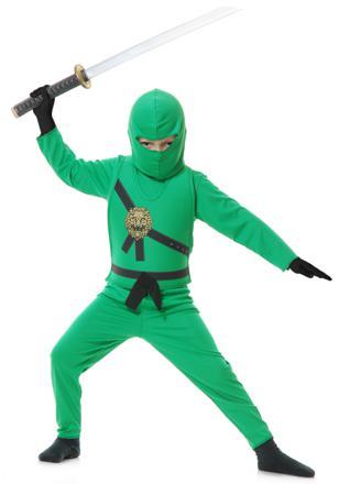 ninjago ninja costumes