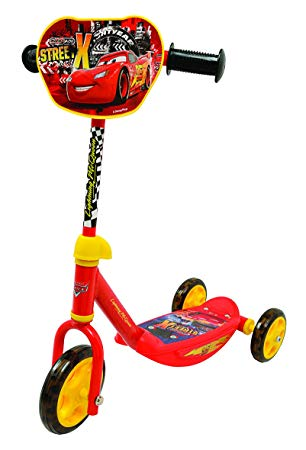patinette cars 3 roues