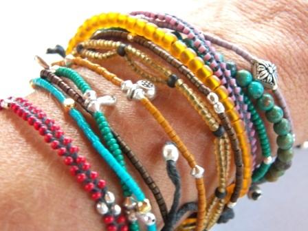 petite perle pour bracelet