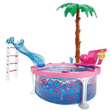 piscine barbie
