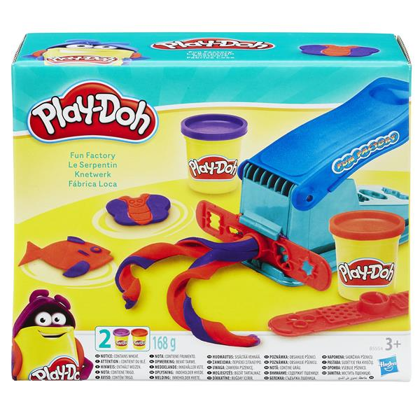 play doh le serpentin