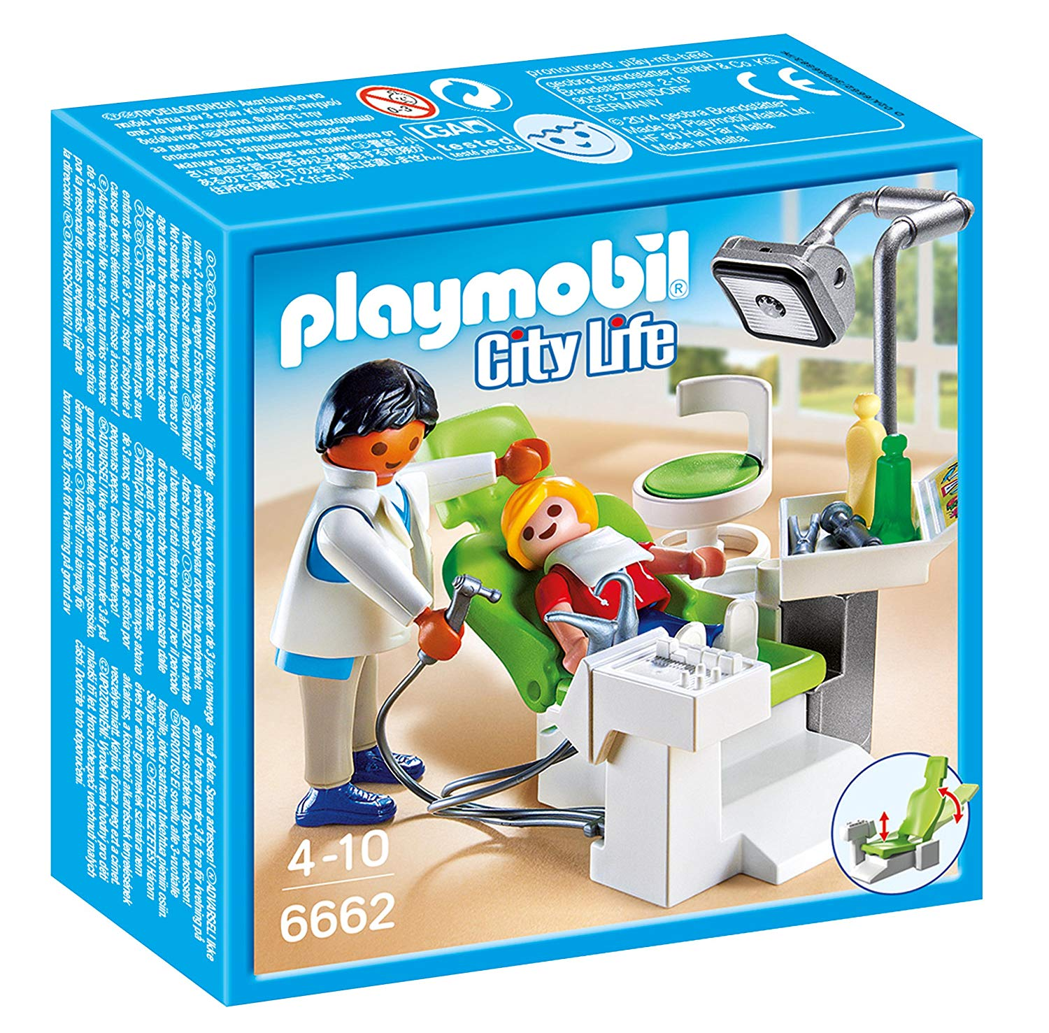 playmobil dentiste