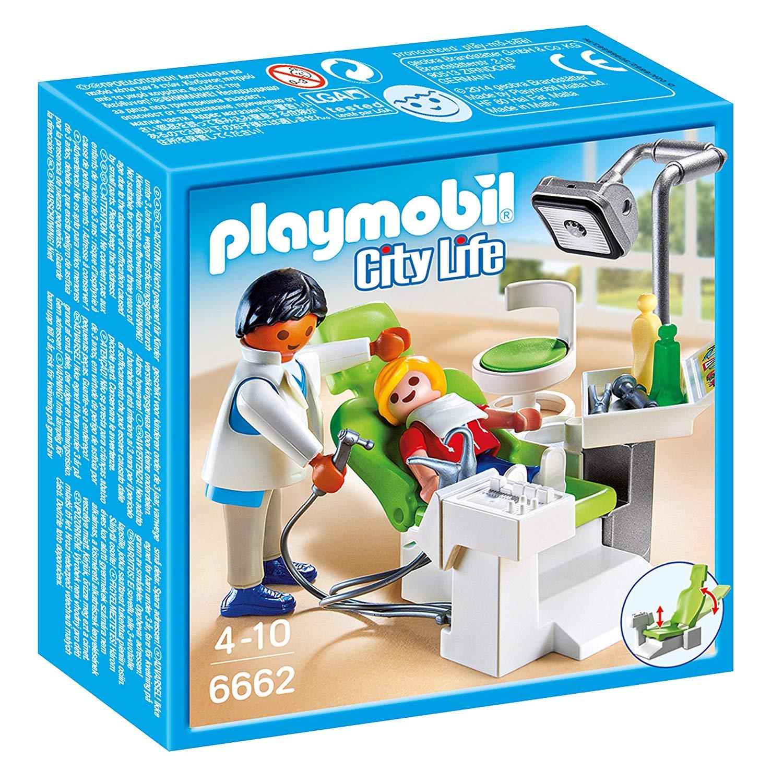 playmobil dentiste