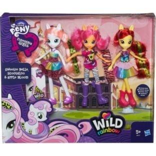 poupee little pony