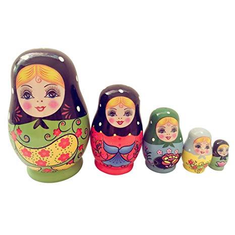 poupee russe jouet