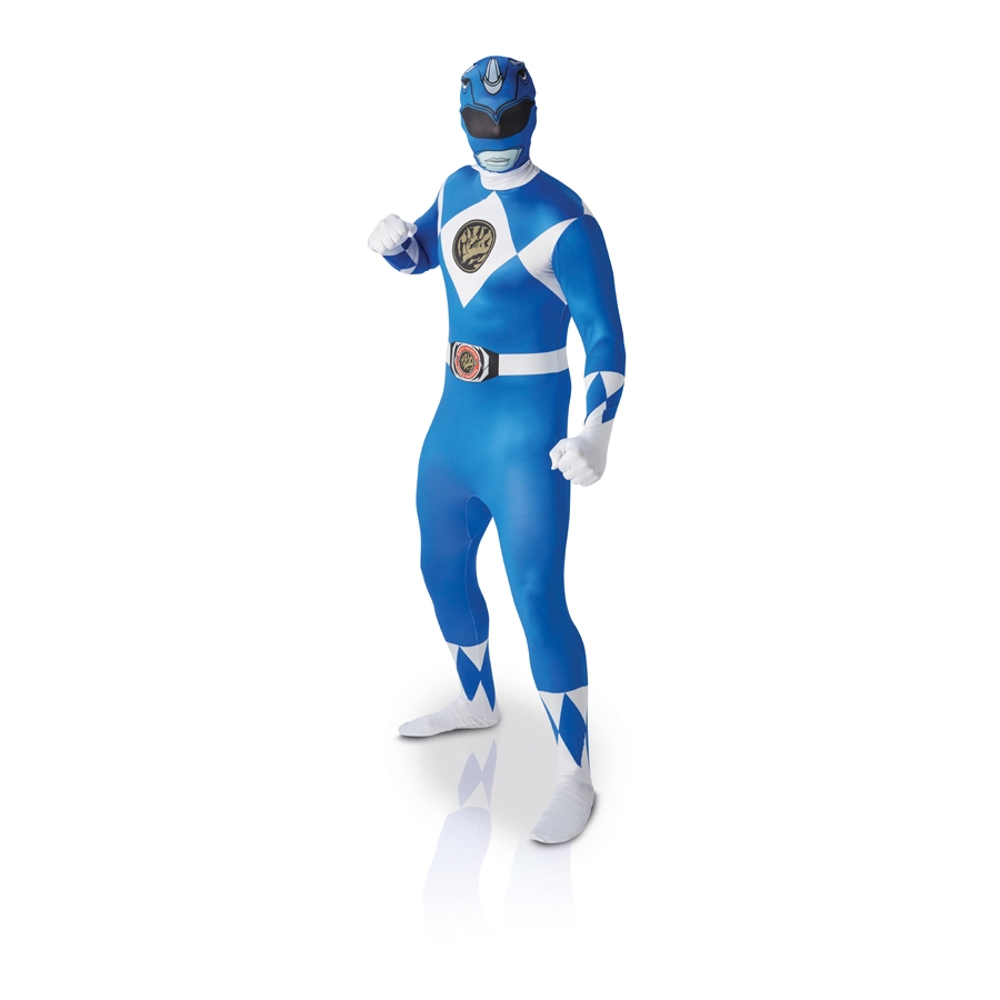 power rangers bleu