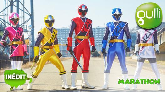 powers rangers ninja steel
