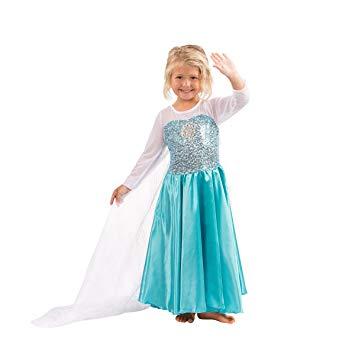 robe la reine des neiges elsa