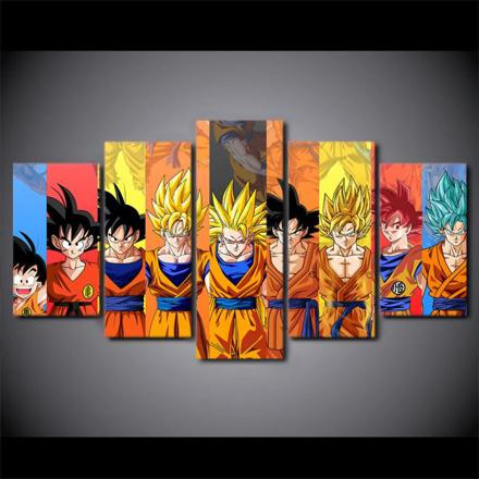 tableau dragon ball