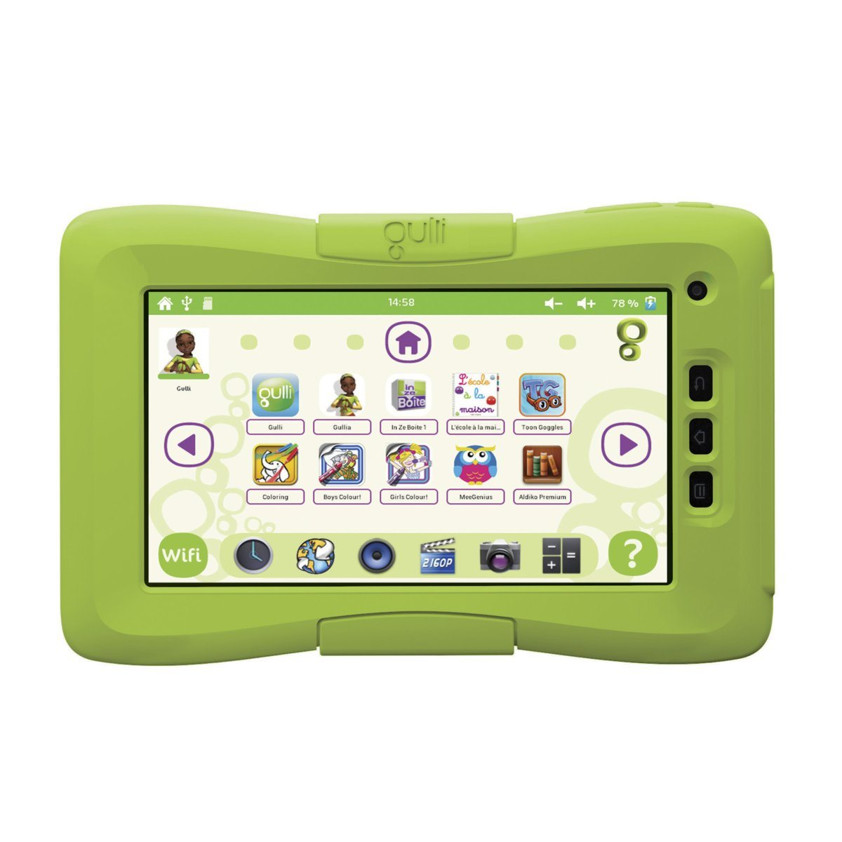 tablette enfant gulli