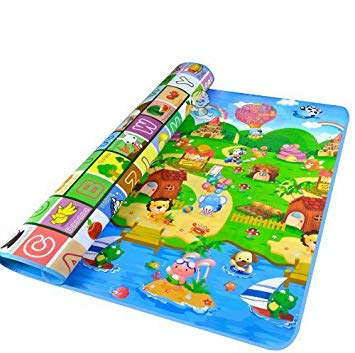 tapis de jeu pour enfant