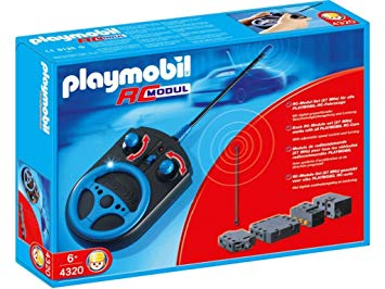 telecommande playmobil