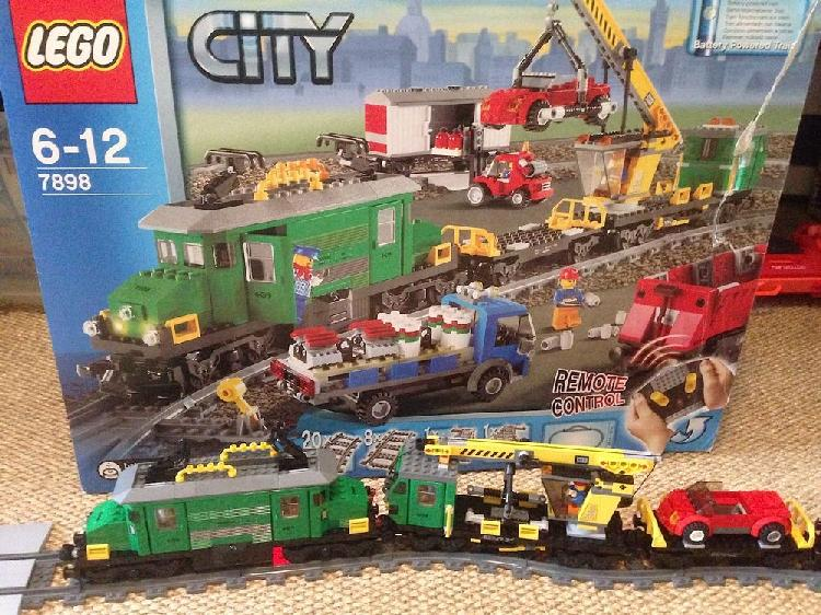 train lego occasion