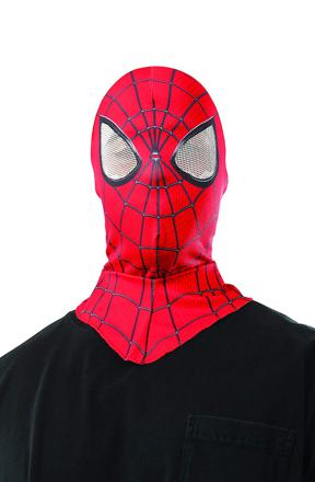 cagoule spiderman adulte