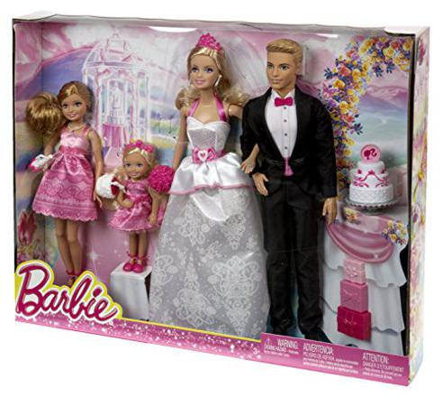 coffret barbie