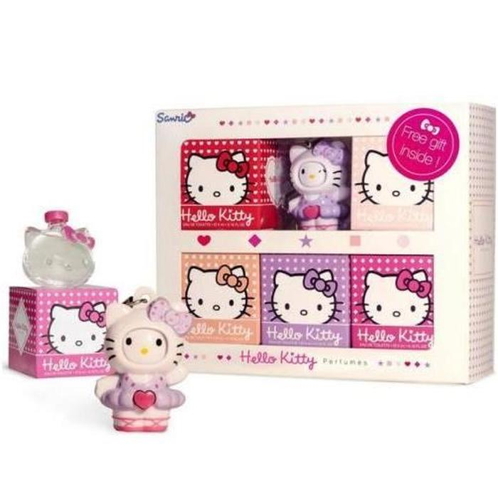 coffret hello kitty